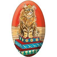 Lo Scarabeo - Kristallobject: Magnet Pagan Cats (Emperor) 1St. (HxTxB: 45x18x33mm) preisvergleich bei billige-tabletten.eu