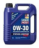 Liqui Moly 1171 Synthoil Longtime Plus 0W-30 - Aceite antifricción sintético para motores de automóviles de gasolina y diésel de 4 tiempos (5 L)