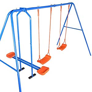 Infantastic – KDSK02 – Children's Swing – with Seesaw