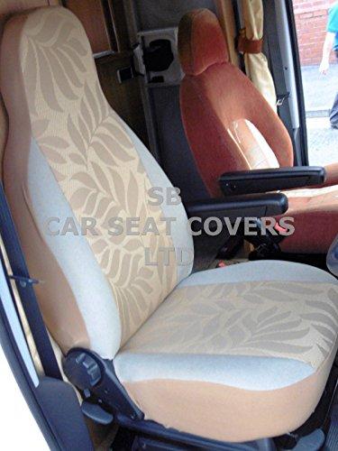 che si adatta a Fiat Ducato camper, Seat, Skoda 2006, mh-157foglia oro