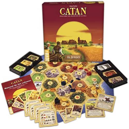 dia del orgullo friki Devir - Catan, juego de mesa (BGCATAN)