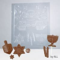 1 X Hanukkah Themed Chocolate Mold by Rite Lite
