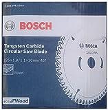 #1: Bosch 5 inch 40 teeth tungsten carbide TCT wood cutting blade
