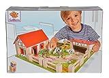 Eichhorn 100004304 - Petite ferme en Bois - 21 pièces