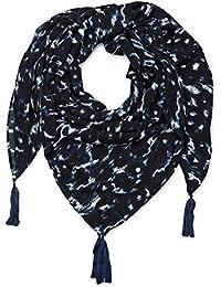 757a8c2aa28e Kaporal Sonia, Foulard Femme, Noir (Black), Unique (Taille Fabricant