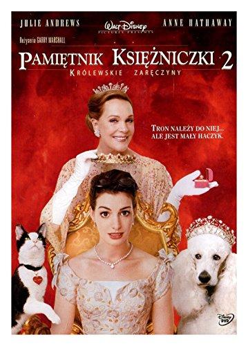 Princess Diaries 2: Royal Engagement, The [Region 2] (IMPORT) (Keine deutsche Version) (Princess Pine)