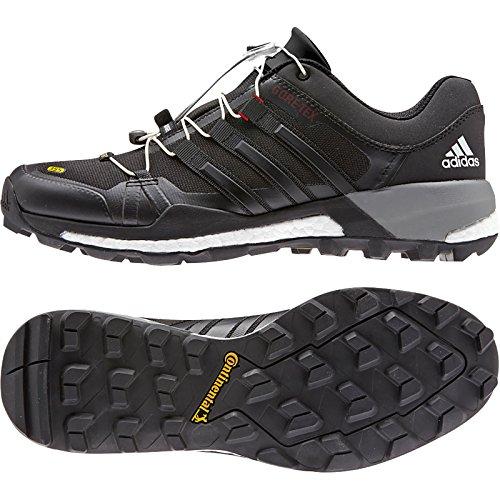 Adidas all'aperto Terrex Boost Gtx? Nero / bianco / grigio vista della scarpa da tennis 6 D (m) Black/White/Vista Grey
