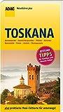 ADAC Reiseführer plus Toskana: mit Maxi-Faltkarte zum Herausnehmen - Kerstin Becker