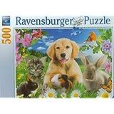 Ravensburger 14257 - Niedliche Haustiere - 500 Teile Puzzle