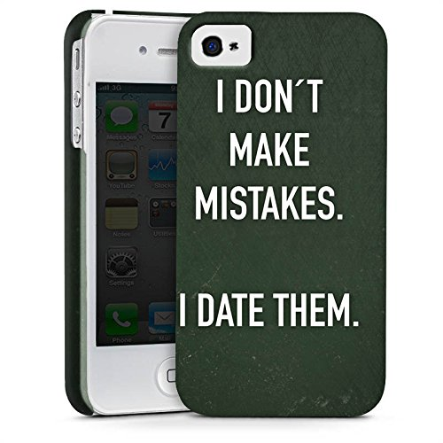 Apple iPhone X Silikon Hülle Case Schutzhülle Date Humor statement Premium Case glänzend