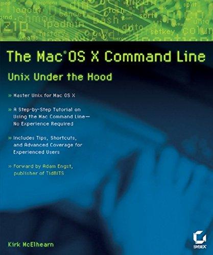 [(The Mac OS X Command Line : Unix Under the Hood)] [By (author) Kirk McElhearn] published on (December, 2004) par Kirk McElhearn