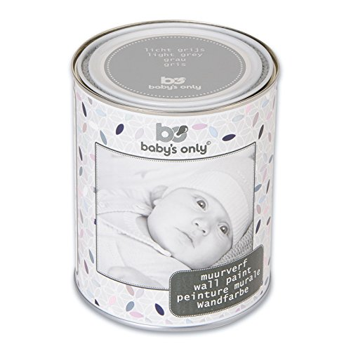 Preisvergleich Produktbild Baby's Only 989522 Wandfarbe grau 1 Liter