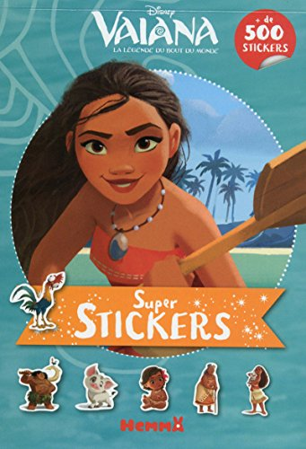 Preisvergleich Produktbild Super stickers Vaiana