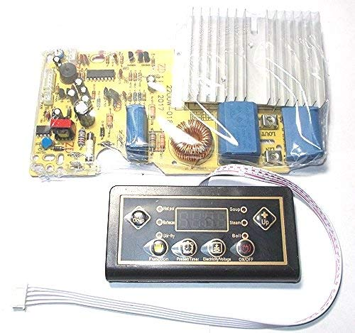 DHRUV-PRO 2200 W Universal Induction Cooker Circuit Board