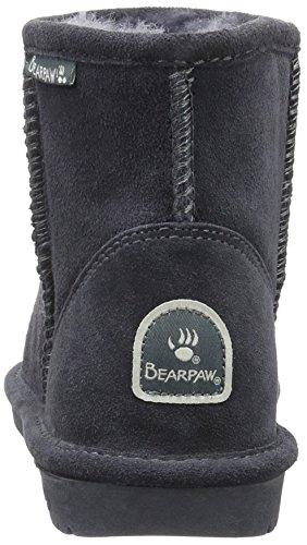 Bearpaw DEMI, Bottes courtes avec doublure chaude femme Gris - Grau (CHARCOAL  030)