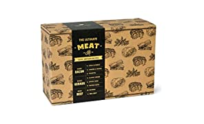 Ultimate Meat Kit - Make Your own Bacon, Biltong, Jerky, Doner Kebabs, Shish Kebabs, Kofte Kebabs and Pancetta