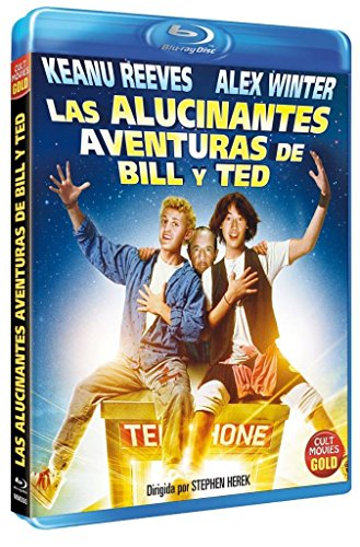 Alucinantes Aventuras de Bill y Ted [Blu-ray] 51 HAXax8qL