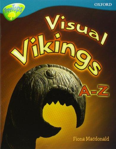 Oxford Reading Tree: Level 9: TreeTops Non-Fiction: Visual Vikings A-Z