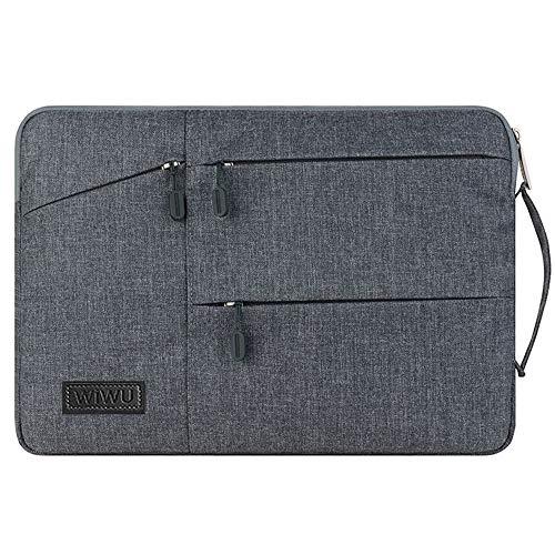 WIWU Notebook Tasche 13.3 Zoll Laptoptasche Schutzhülle Tragbar Stoßfest Bag für 13.3