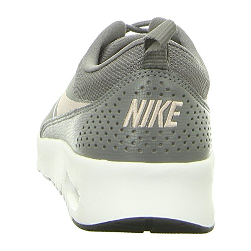 Nike Air Max Thea, Scarpe da Ginnastica Donna Grigio (Gunsmoke/particle Rose-black 029)