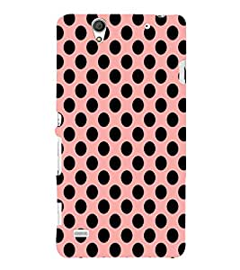 EPICCASE Awesome Spots Mobile Back Case Cover For Sony Xperia C4 (Designer Case)