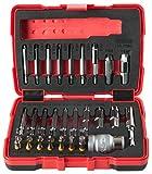 'KS Tools KST-150.70601/4+ jeu de 8extracteurs de la vis 10mm Spezial,...