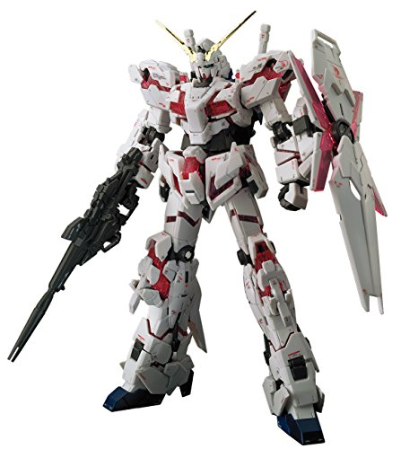 Bandai Hobby RG 1/144Unicorn Gundam UC Model Kit Figur