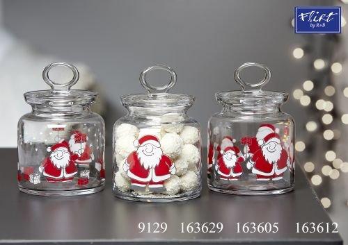 Flirt By R&B Aufbewahrungsserie Santa Hans Größe Dose 1 Liter Santa Hans (Flirt Santa)