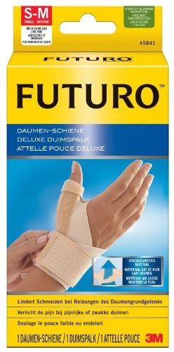 futuro bandagen FUTURO FUT45841 Classic Daumen-Schiene, beidseitig tragbar, Größe S/M