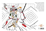 Lantica-arte-del-teatro-Kabuki-Coloring-book