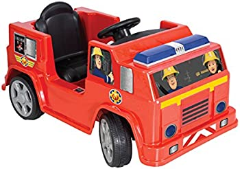 Fireman Sam M09281 6V Ride On