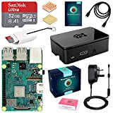 ABOX Raspberry Pi 3 B+ Model B Plus Complete Starter Kit...