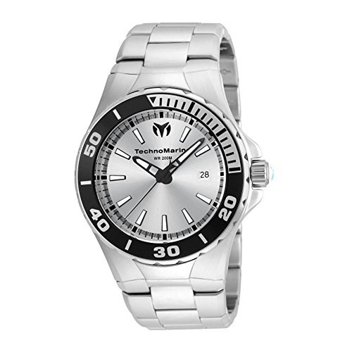 technomarine-mens-manta-44mm-steel-bracelet-case-quartz-silver-tone-dial-analog-watch-tm-215048