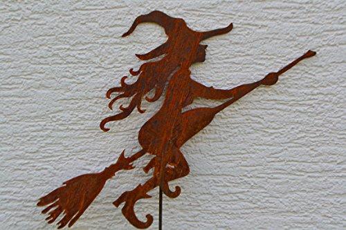 gartenstecker-lustige-hexe-edelrost-gesamthoehe-120-cm-huebsche-hexe-auf-besen-gartendekoration-sehr-gute-qualitaet-witterungsbestaendig-frostsicher-2