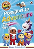 Picture Of Go Jetters: Passport to Adventure! Sticker Activity Book