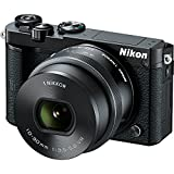 Best Selling Nikon 1 J5 20.8MP Digital SLR Camera (Black) with 10-30mm VR Lens be sure to Order Now