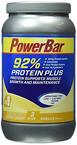 PowerBar Proteinshake ProteinPlus 92%, Vanille, 600 g