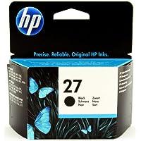 HP C8727AE Cartuccia Inkjet 27, Nero