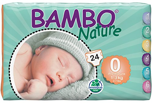 bambo-nature-premature-size-0-2-6lb-1-3kg-eco-nappies-24-pieces-per-pack-x-6