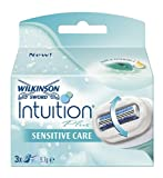 Wilkinson - 3 lames de Rasoir Sword Intuition Plus Sensitive