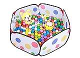 Gearmax® Kinder Spielzelt Ballpool Pool Bällepool Bällebad 1.2m