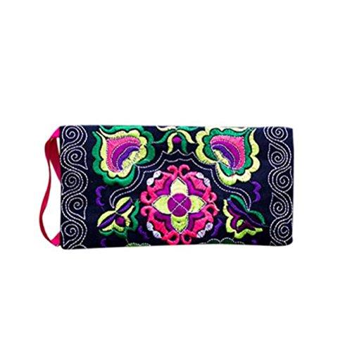 smartlady-mujer-cartera-bordada-estilo-etnico-billetera-exotico-cremallera-bolso-negro
