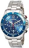 Wenger Unisex Chronograph Quarz Uhr mit Edelstahl Armband 01.0643.111