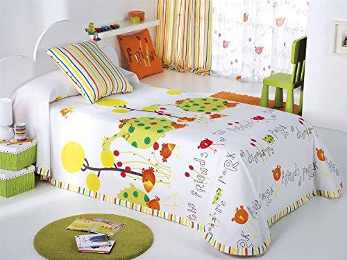 Cañete - Colcha capa REX cama 105