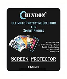 Chevron Scratch Resistant Screen Protector for Moto E (2nd Gen) 4G