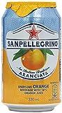 SanPellegrino Aranciata, 24er Pack, 24 x 330ml