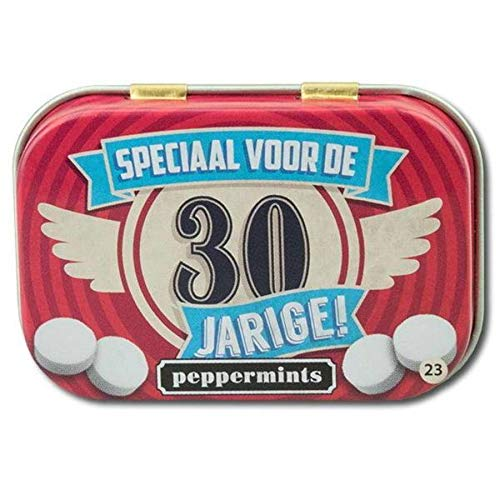 Paperdreams - Retro mints - 30 Jarige