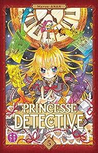 Princesse Détective Edition simple Tome 5