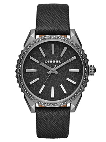 Diesel Ladies Watch Nuki Black DZ5533