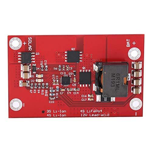 Solarpanel-Laderegler, BQ24650 5A MPPT Solarpanel-Regler 3S/4S LiFePO4-Lithium-Batterie-Ladekarte(4S Li-ion Battery)